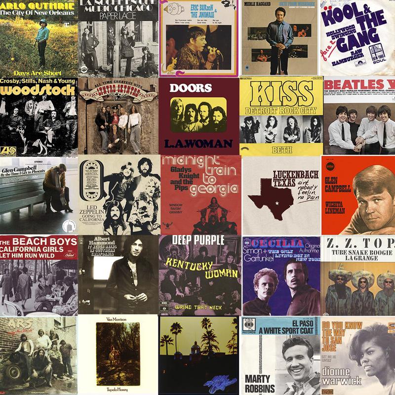 1960s Songs Package
