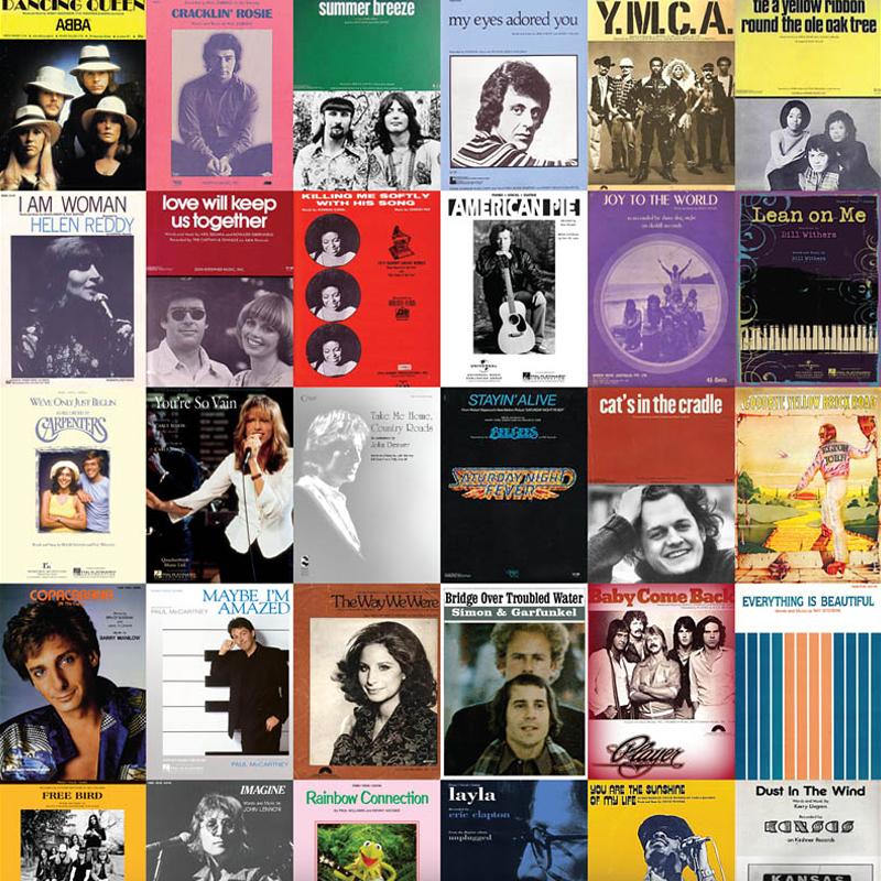 1970s Songs Package