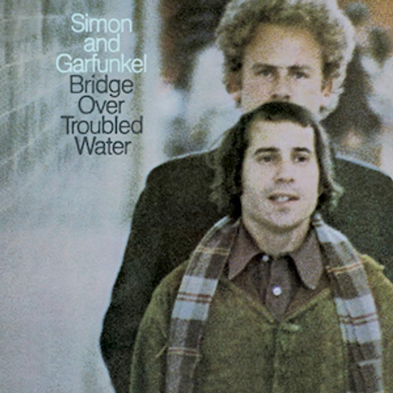 Simon & Garfunkel Bridge Over Troubled Water Package