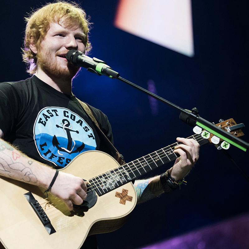 Ed Sheeran Package