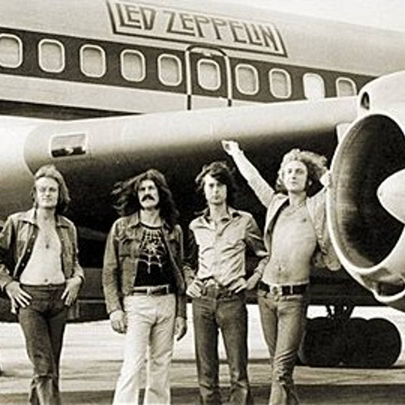 Led Zeppelin Electric Guitar Pack